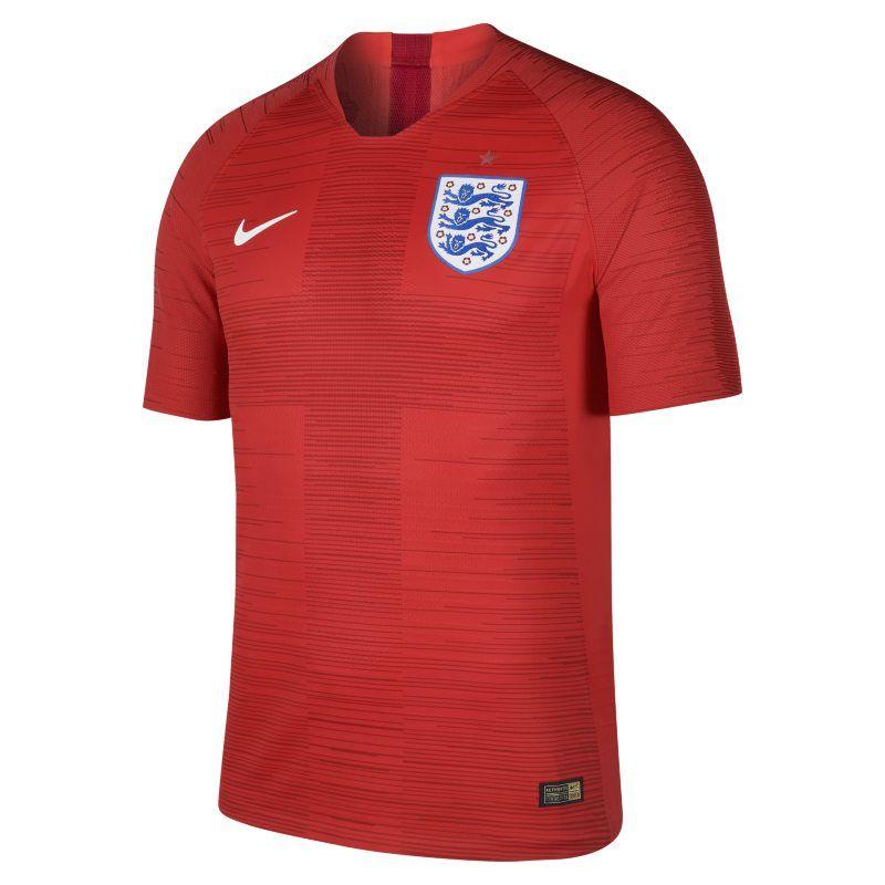 d007169ba7c 2018 England Vapor Match Away Men s Football Shirt - Red