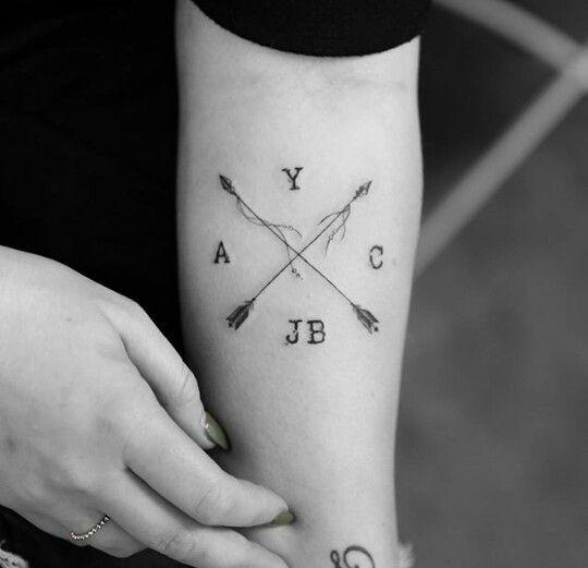 Arrow tat