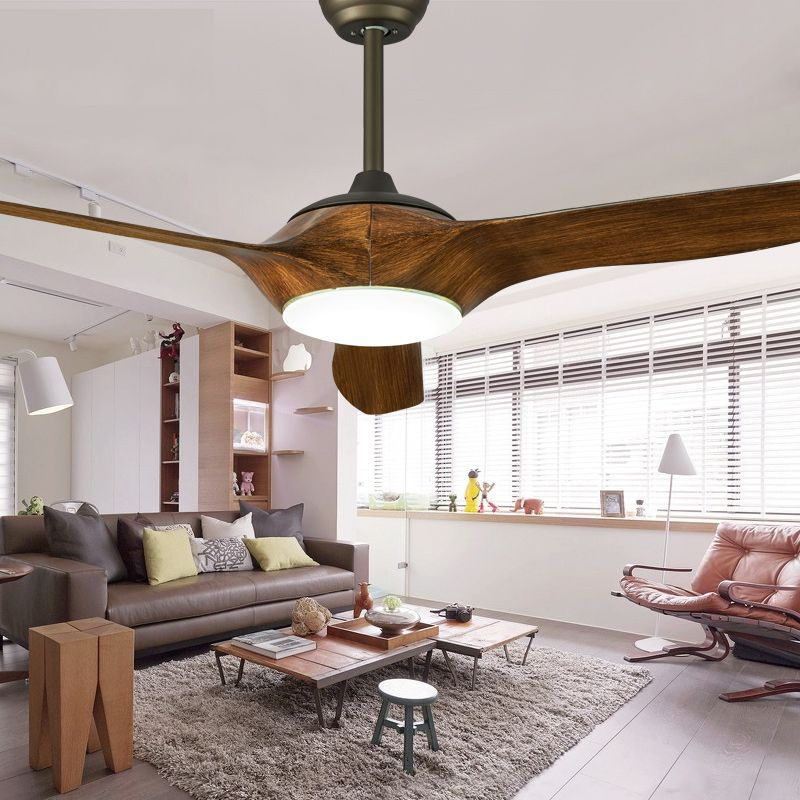 41++ Living room lights with fan information
