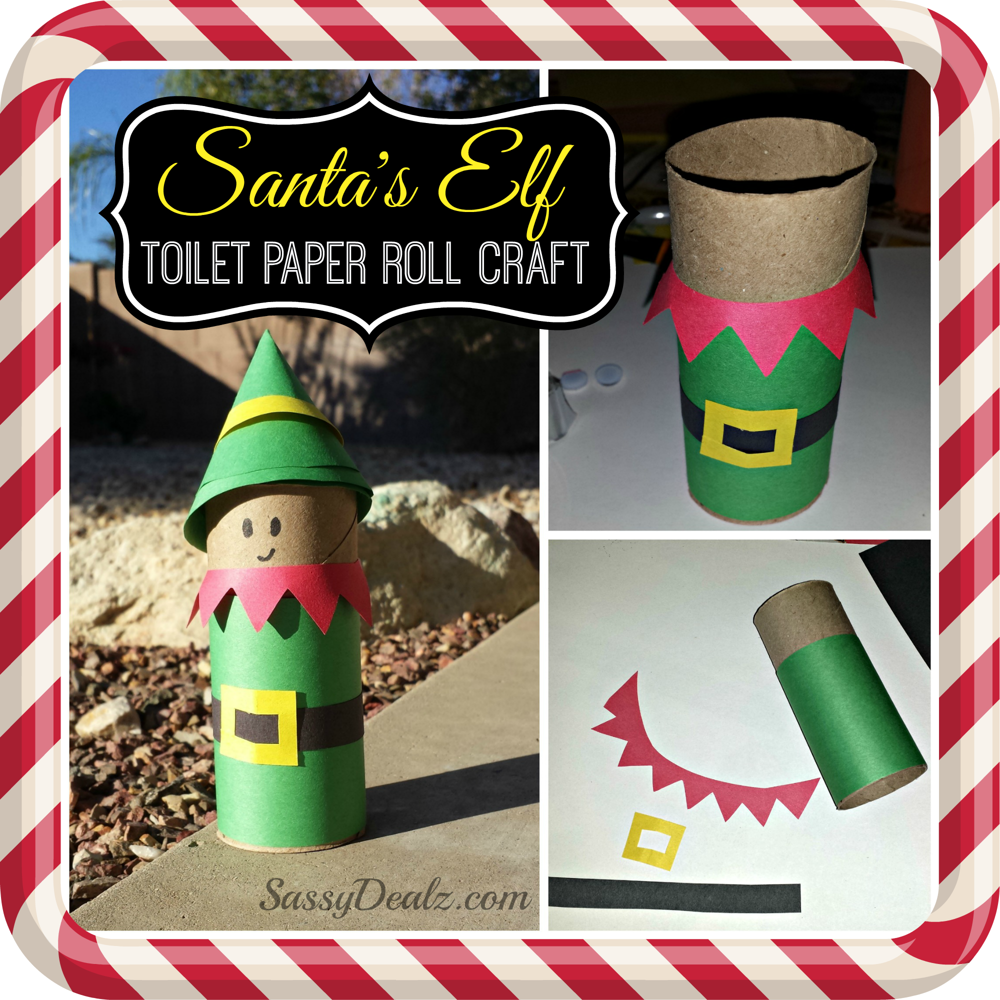 42+ Crafts with toilet paper rolls christmas ideas in 2021