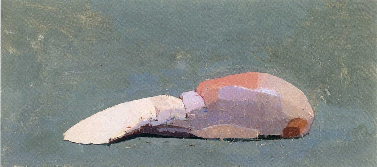 Euan Uglow Painting Perceptions Thiebaud Bay Area