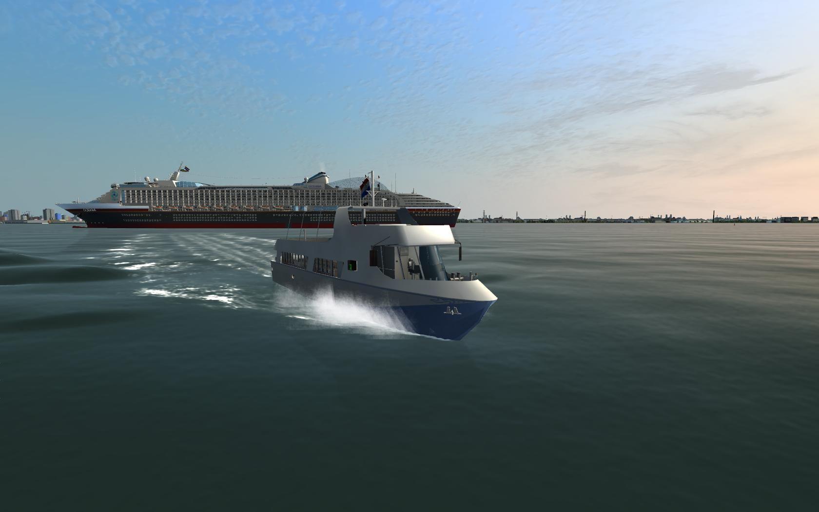 Скачать симулятор корабля бесплатно
