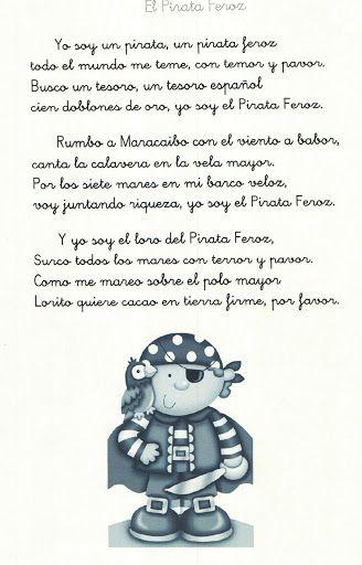 Proyecto Los Piratas original (laclasedemiren.blogspot.com) - Miren Pardo - Álbumes web de Picasa
