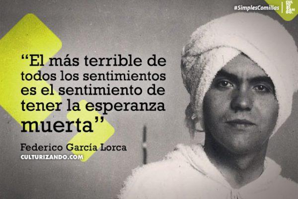 Frases De Federico García Lorca Federico Garcia Lorca García Lorca Federico Garcia