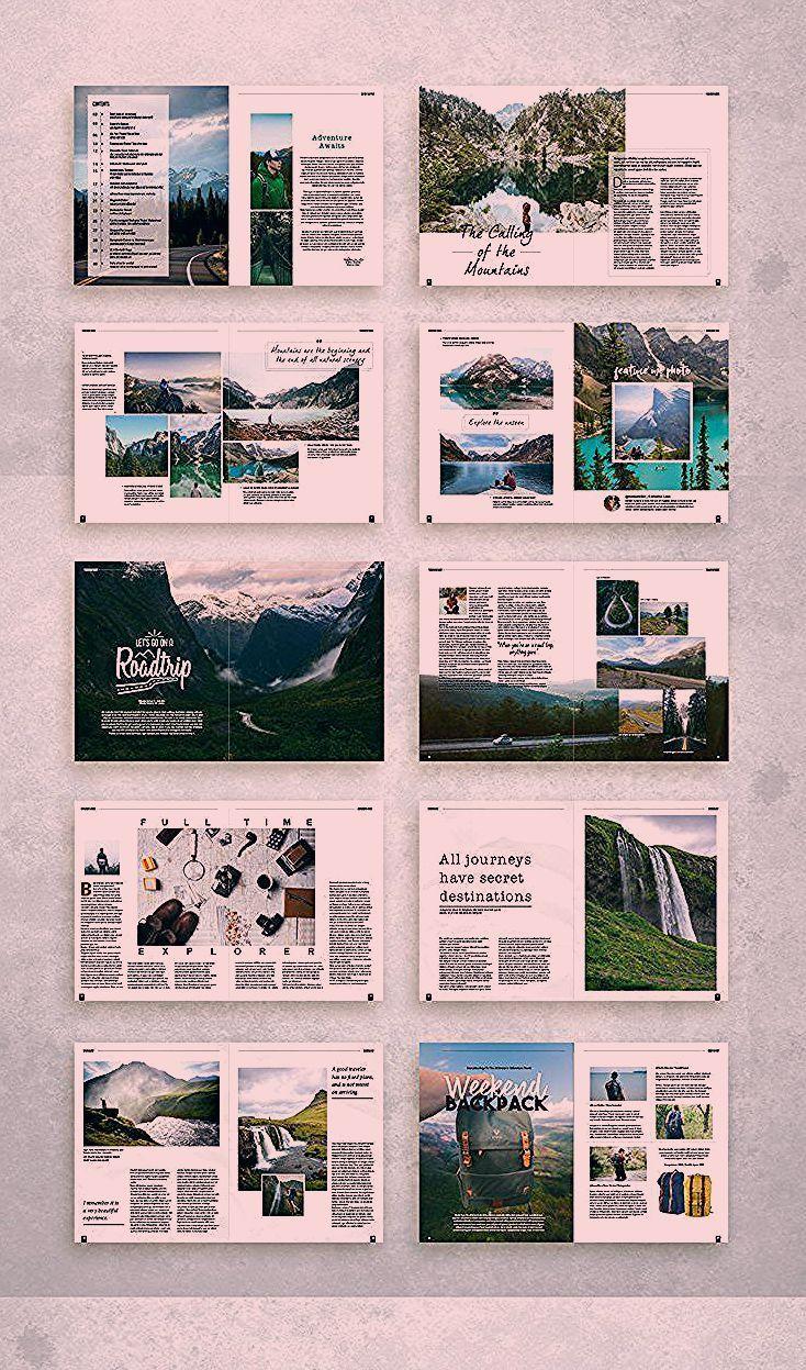 Über 100 kostenlose und Premium Business-Broschüren mit PSD-Designs