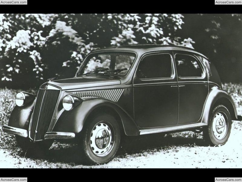 Lancia Ardea (1939) | Lancia | Pinterest