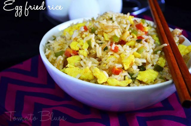 Egg fried rice recipe easy chinese recipes chinese recipes and tomato blues egg fried rice recipe easy chinese recipes ccuart Image collections