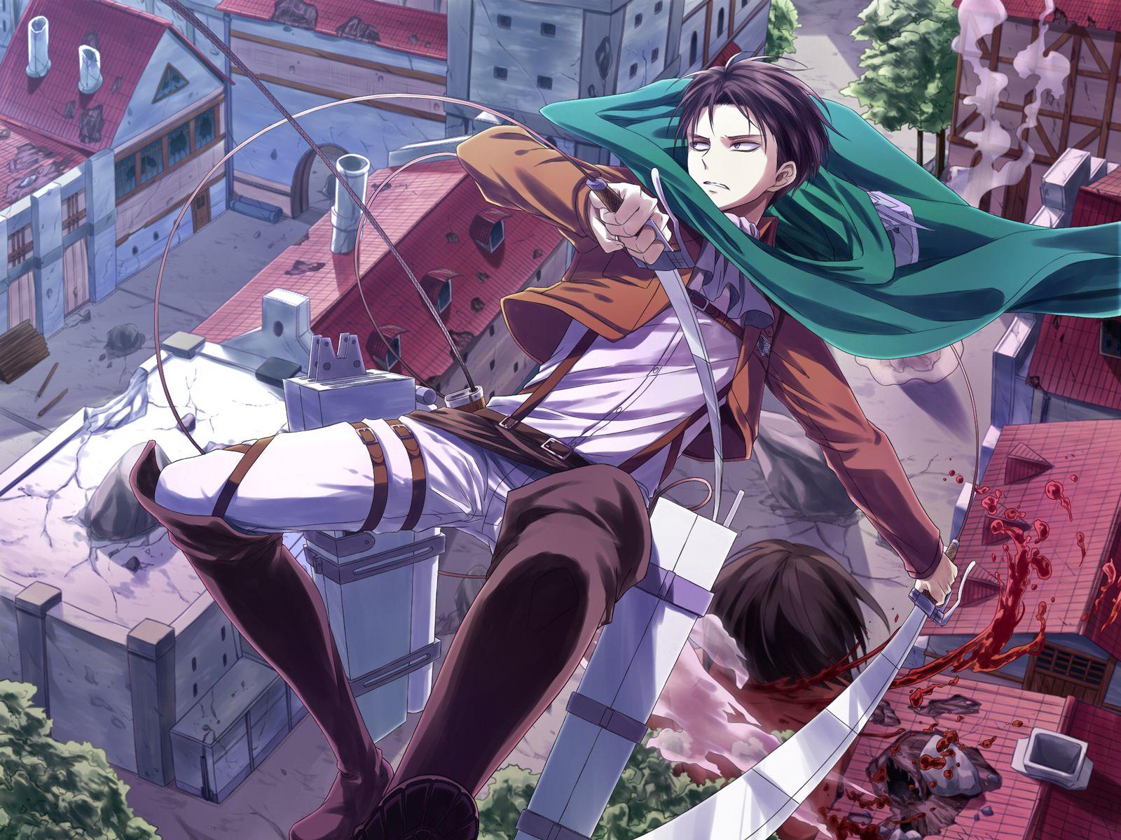Shingeki no Kyojin (Attack on titan) Wallpaper: AOT Wallpapers