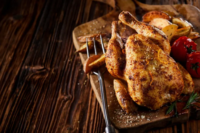 Easy chicken recipes for dinner with few ingredients in ...