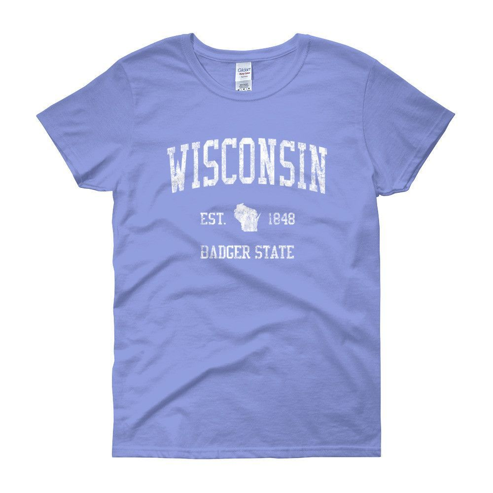 Vintage Wisconsin WI Women's T-Shirt