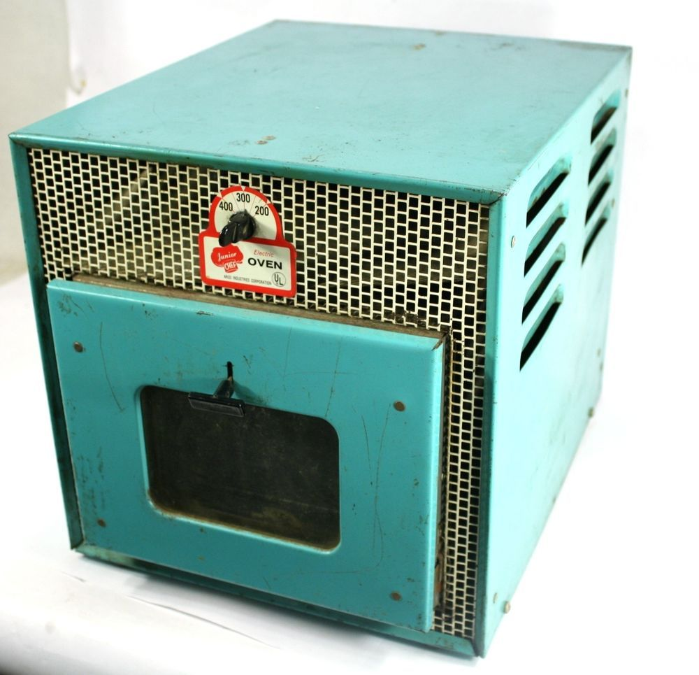 1960\'s Model #6920 Junior Chef Electric Oven - ARGO Industries ...