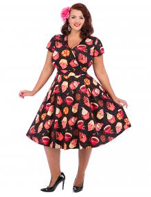 Plus Size Vintage Dresses | 50\'s Style Designed for Curves | Plus ...