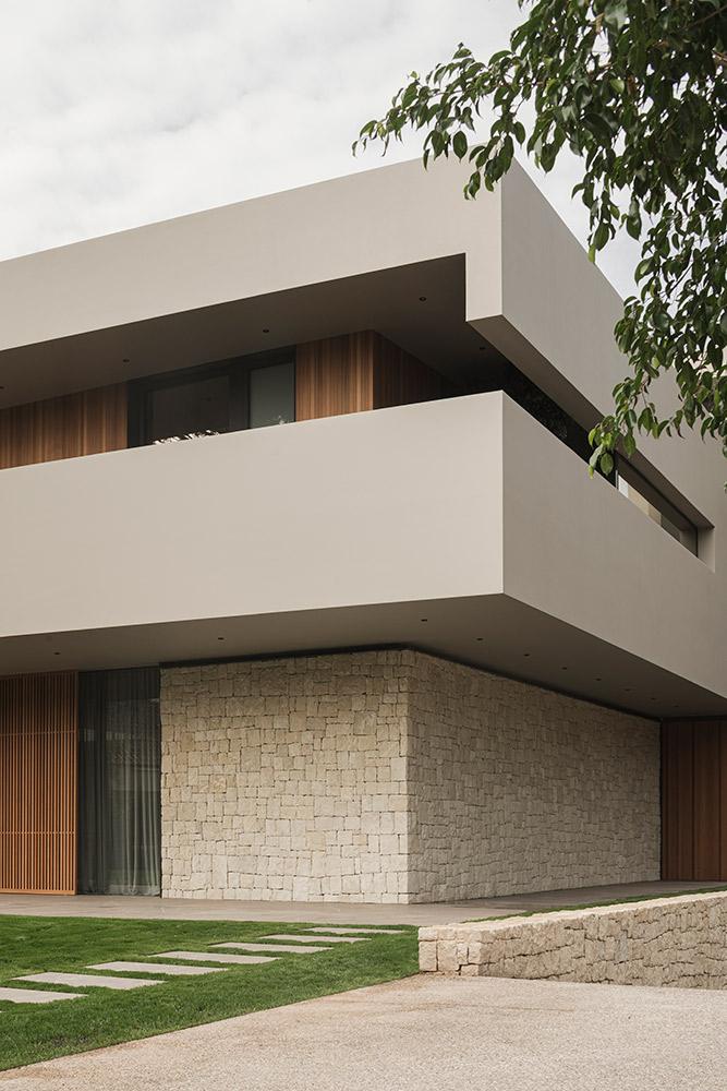Francesc Rife Studio Housing T House Architecture House Exterior House