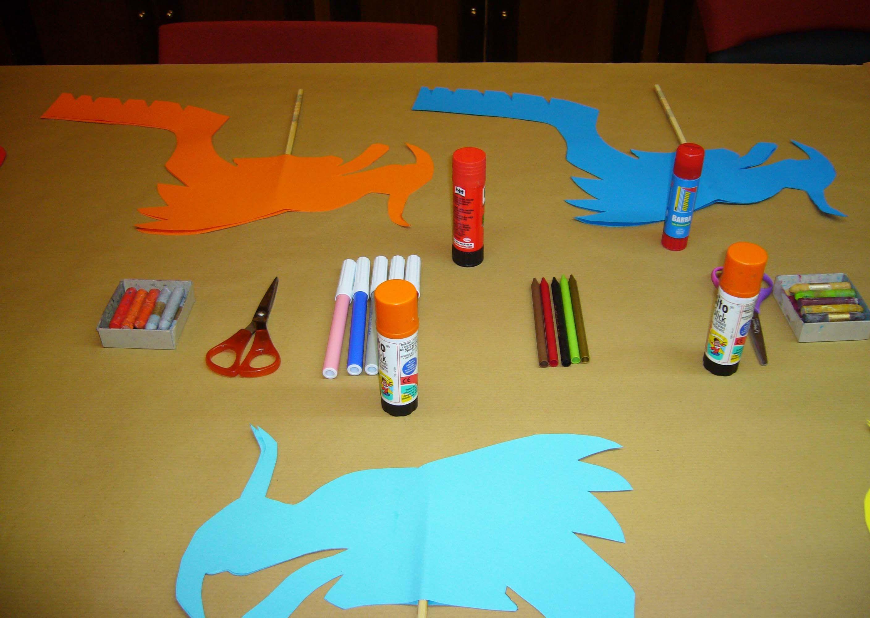 Workshop 'Wonderful animals' (Taller 'Maravillas animales'), 2010