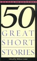 "Dominique is exploring the power of brevity with Milton Crane's ""50 Great Short Stories"""