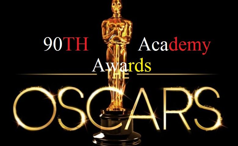 Live Stream The 90th Academy Awards