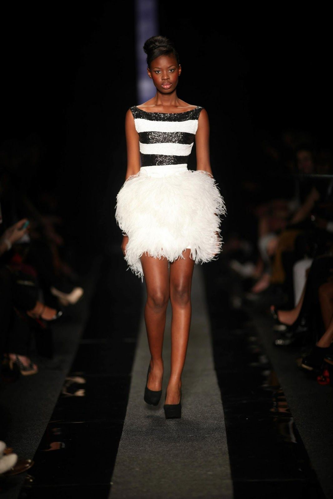 The Great Wildebeest Migration: South African Fashion Week