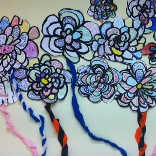 Encore des fleurs - Le blog de la maternelle Freinet