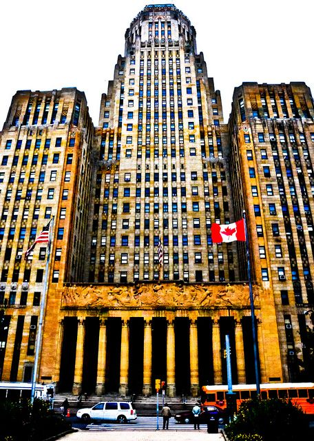 Buffalo S City Hall Buffalo New York Buffalo City Buffalo New