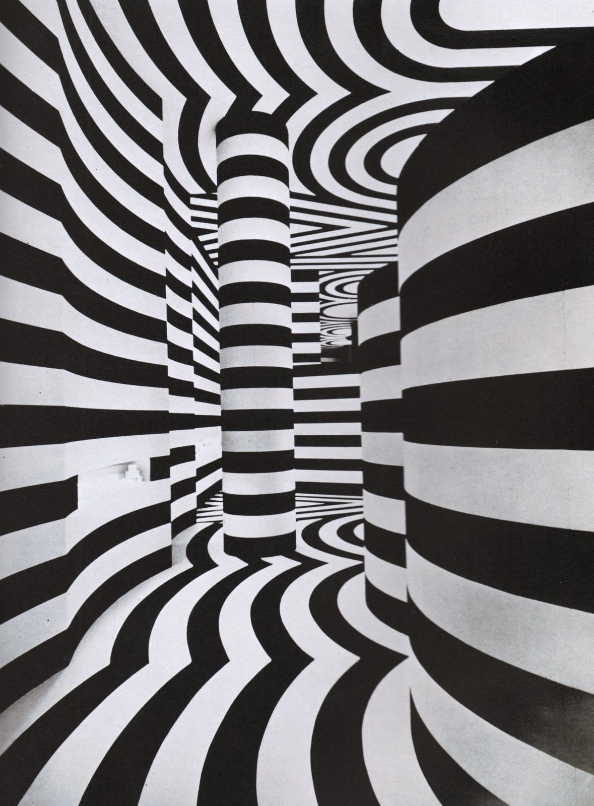 Optical Illusion トリックアート Iphone7 壁紙 錯視