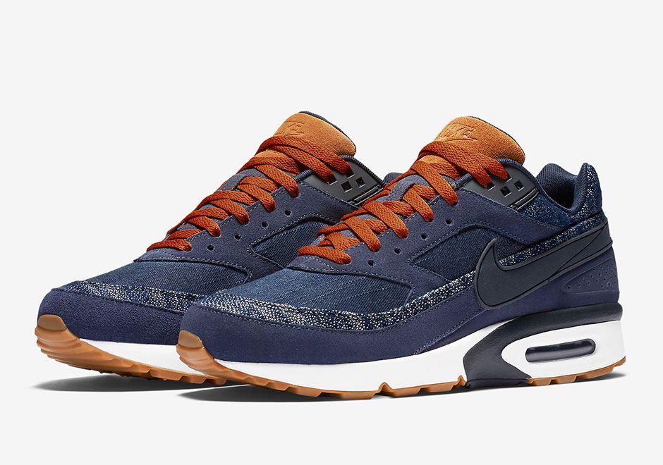 Nike Air Max Premium Denim Pack Lato 2016 Schoenen Dingen Om Te Kopen