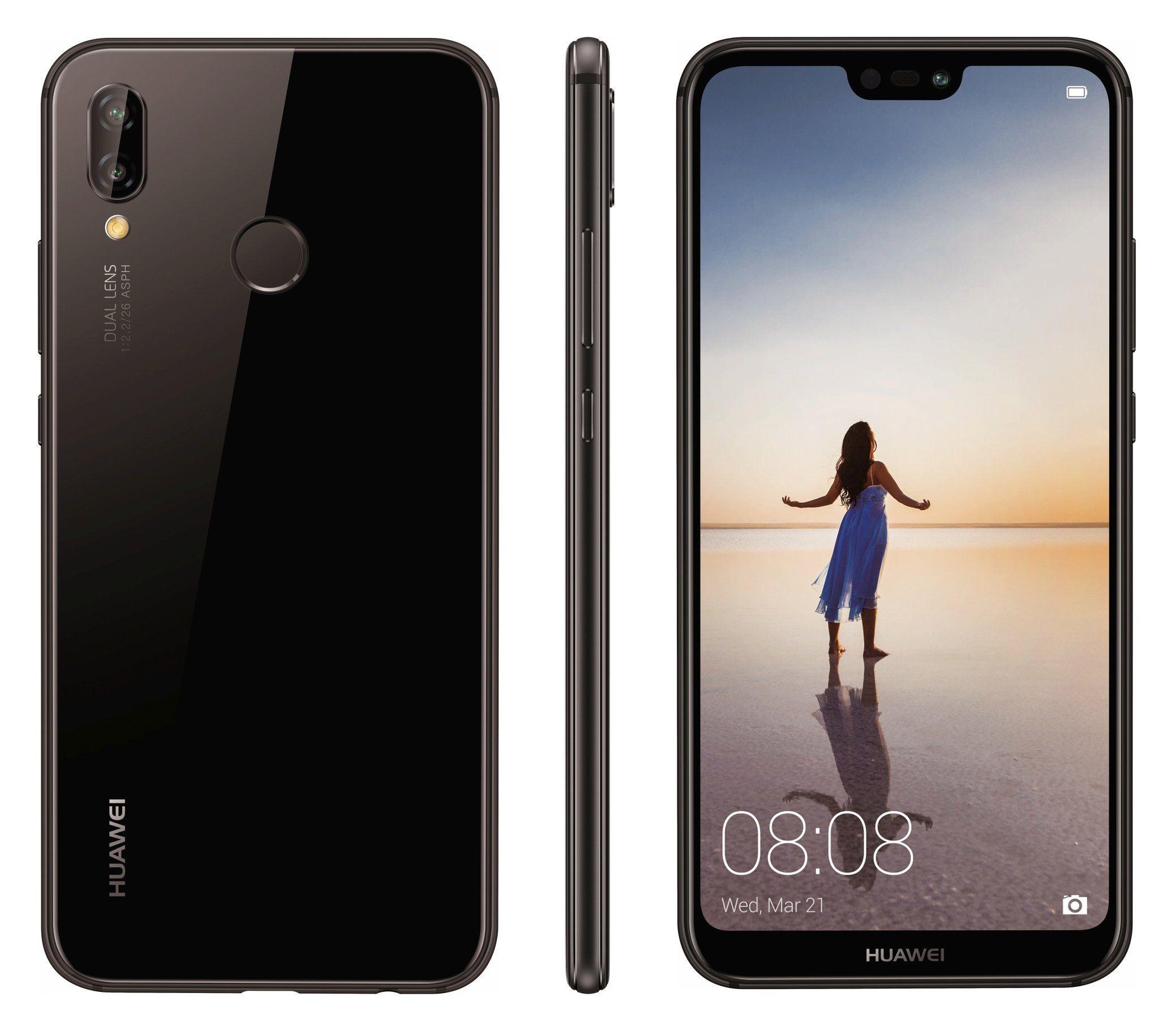 Lamour Étui En Silicone De Conception Pour Huawei Lite P20 JfxMTKv
