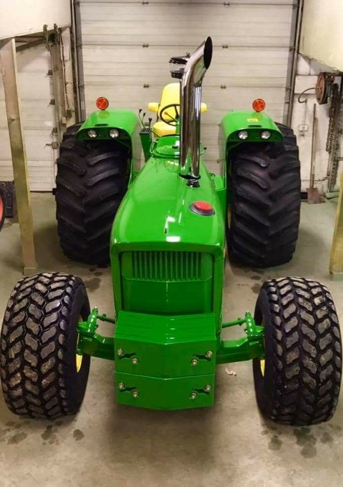 JD 6030 with LSW