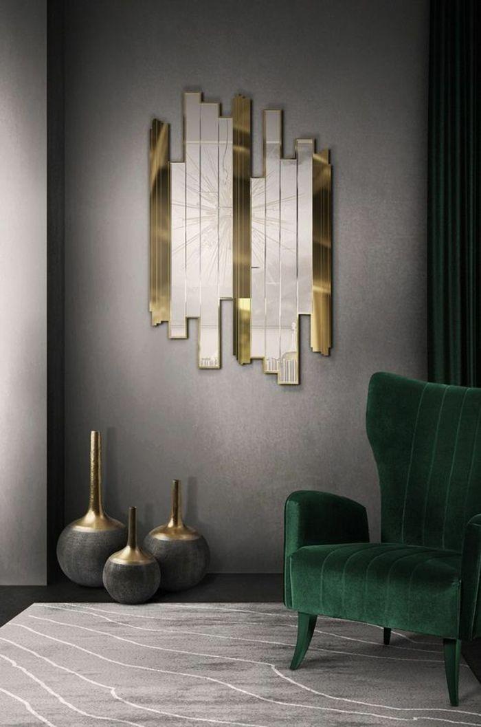 1001 Idees Pour Un Salon Moderne De Luxe Comment Rendre La Piece Resplendissante Et Pleine D Eclat Salon Moderne Deco Salon Deco Moderne