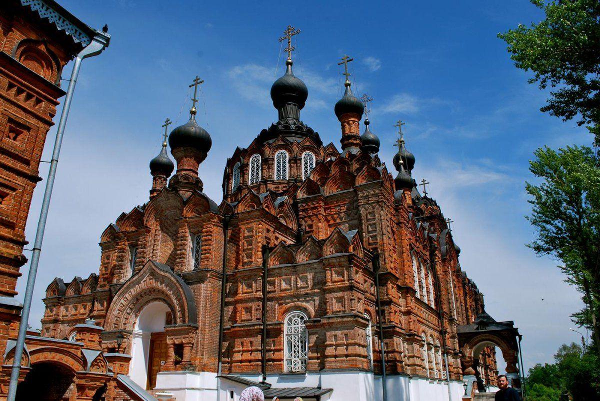 дизайн монастырь шамордино фото и описание этот поход интересная