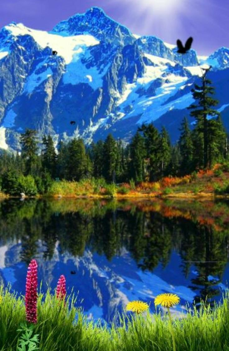 Pin by JTINSON7 . on Paisajes maravilloso s   Beautiful nature ...