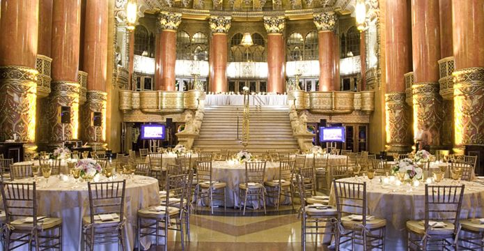 Wedding Venues Olympia Entertainment Fox Theatre In Detroit