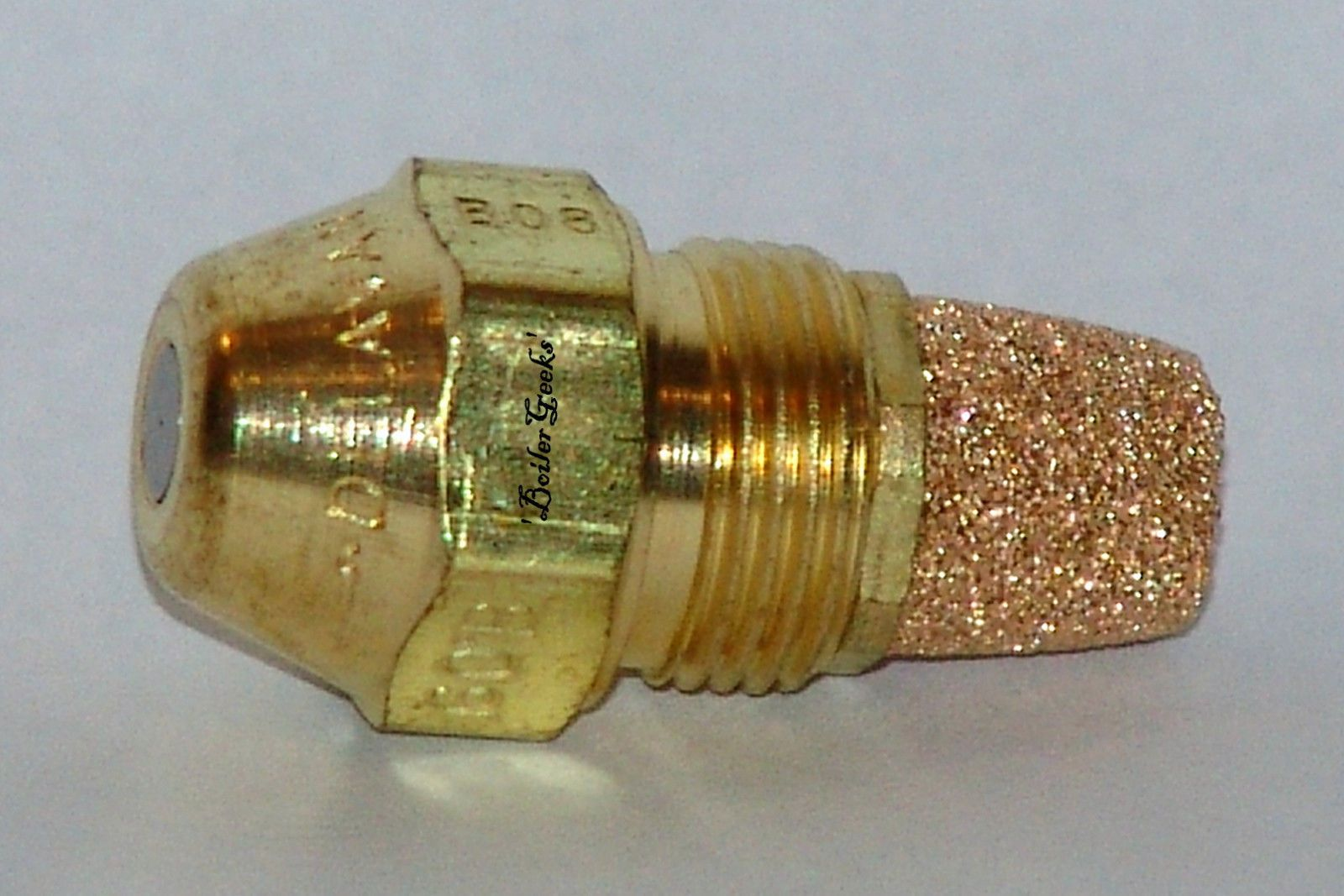 Delavan 75 70 A Hollow Flame Pattern Oil Burner Nozzle The Inside Story At The Forefront Of Nozzle Development