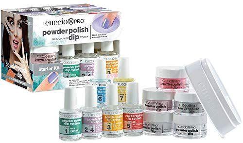 7d36e3facf6 Amazon.com  Cuccio Pro Powder Polish Dip Dipping