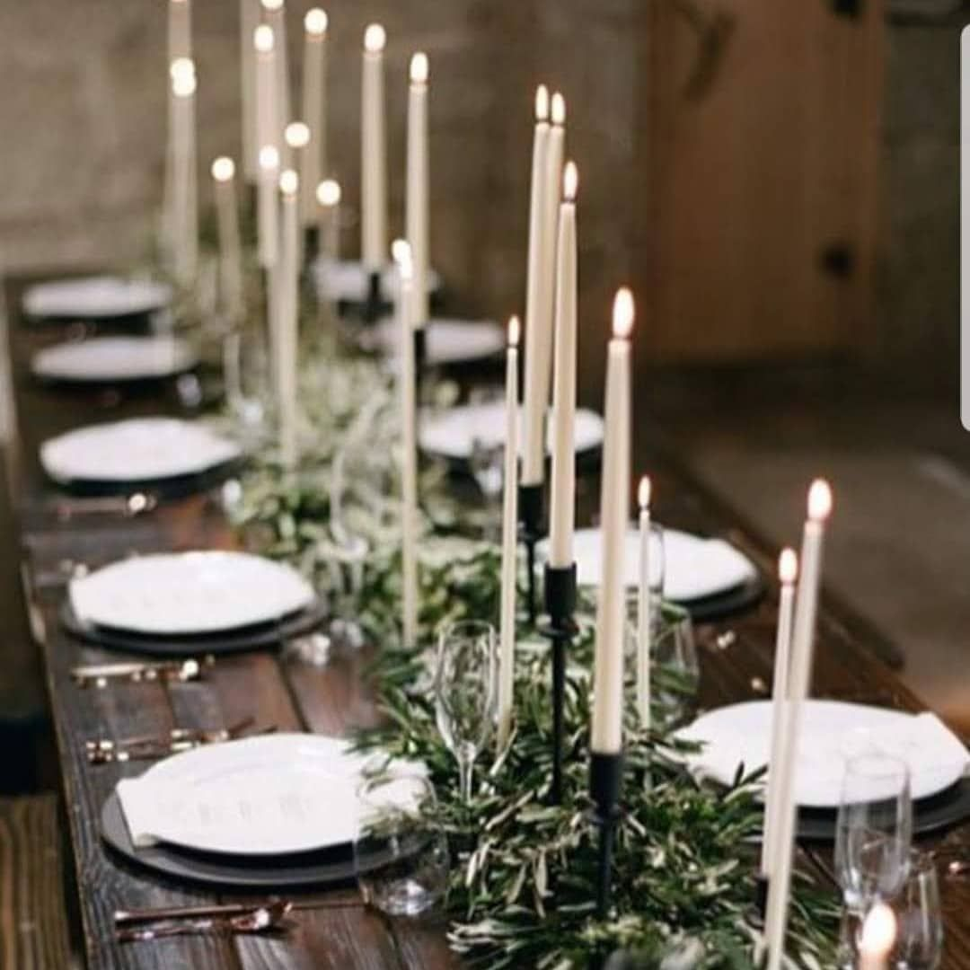 Dinner by candle light  #876eventsandrentals #partyrentals #tablescapes #eventre... - #876eventsandrentals #candle #Dinner #eventre #Light #partyrentals #tablescapes