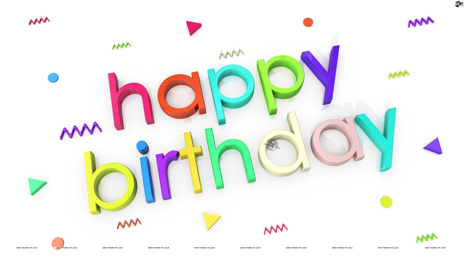 Happy Birthday Screensavers And Backgrounds Free Happy Birthday My Friend Birthday Wishes For Friend Happy Birthday Images