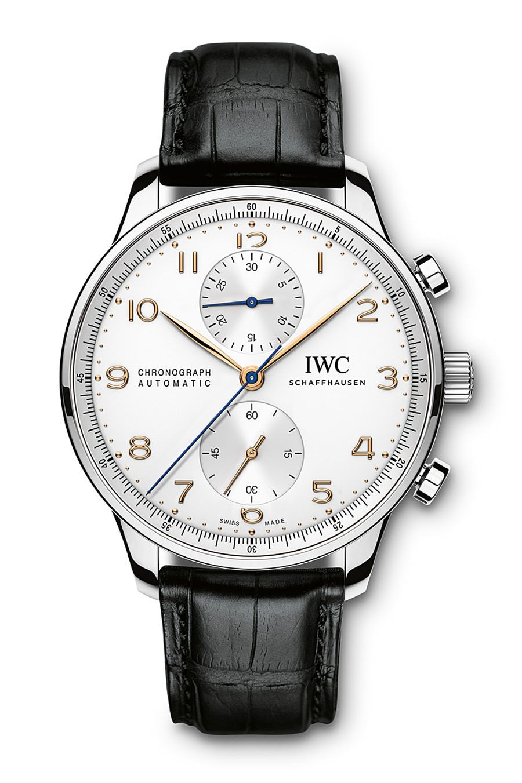 IWC  Portugieser Chronograph 5479e1e00a