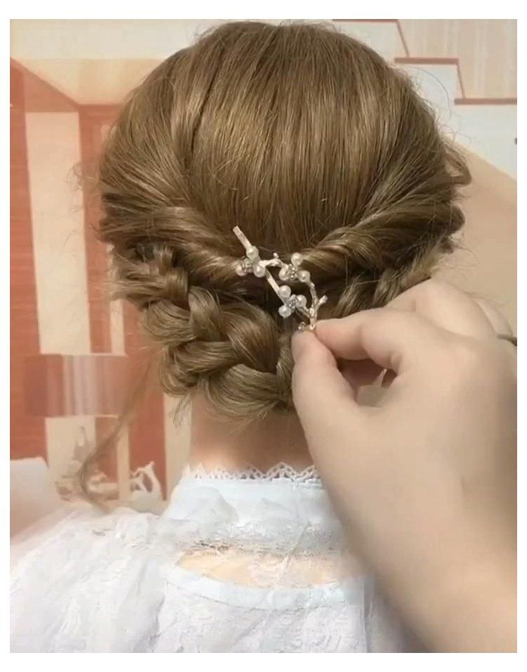 little girl formal hairstyles