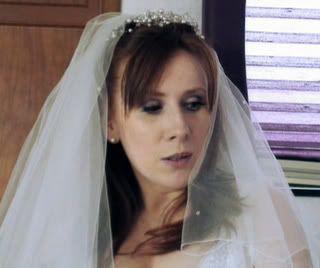 Donna Noble Wedding Dress Headpiece