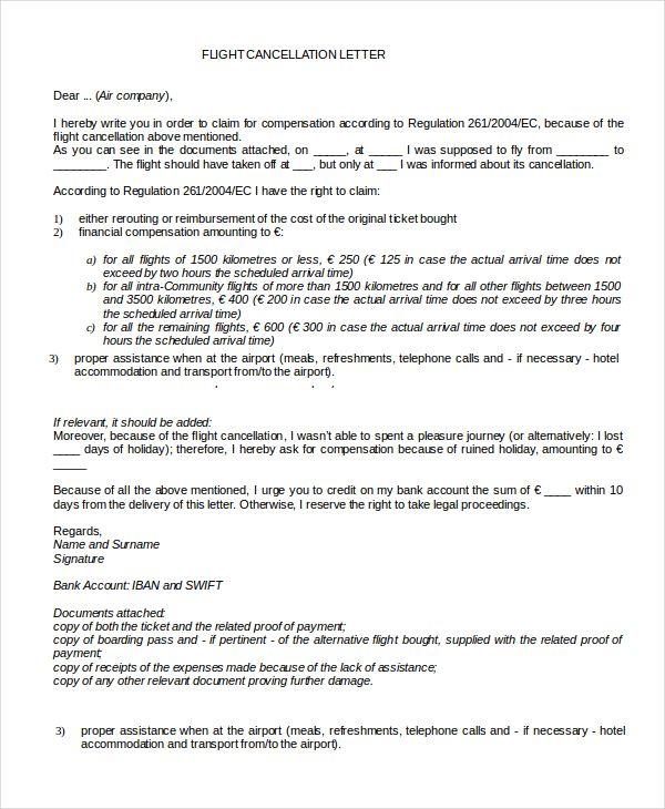 Cancellation letter template free word pdf documents download cancellation letter template free word pdf documents download sample letters announce sales staff meeting ajilbabcom portal spiritdancerdesigns Choice Image