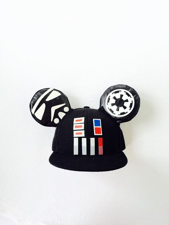 182bf366d6a Star Wars Hat Disney Ears Hat Star Wars Disney by ToNeverNeverland ...