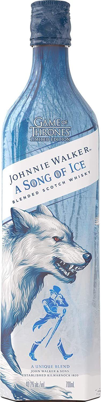 Johnnie Walker Whiskey Limited Edition im GOT Style. Wurde von den mächtigen Häusern von Game of Thrones inspiriert. #affiliate #got #johnniewalker