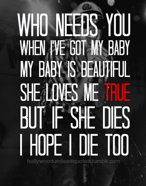 Hollywood Undead - Up in Smoke [Lyrics] Hollywood Undead ...