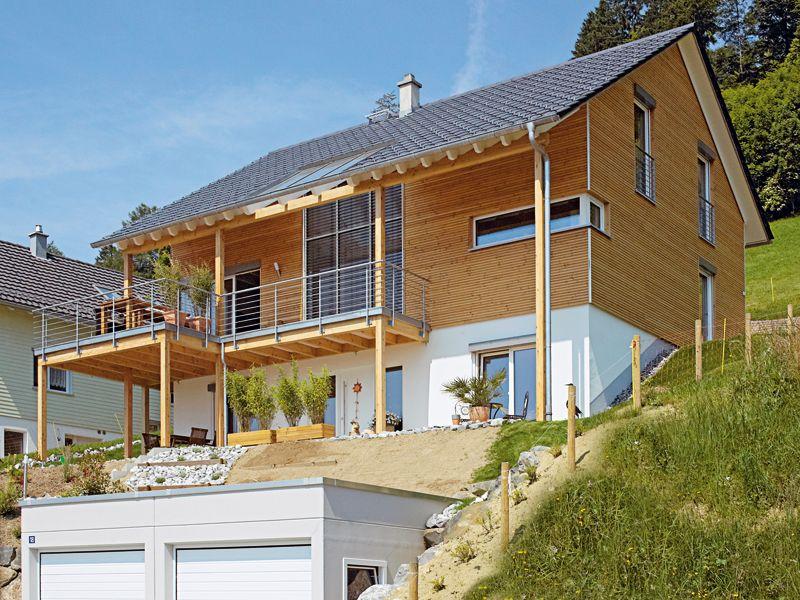 Häuser für Hang und Lücke