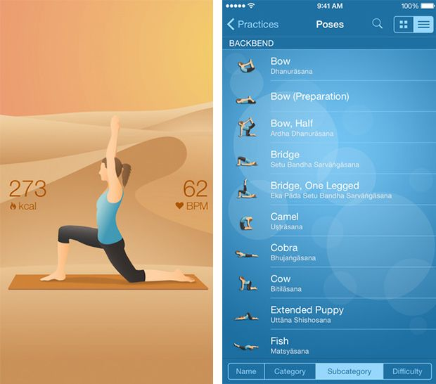 The 11 Best Yoga Apps to Get Fit on the Cheap Best yoga