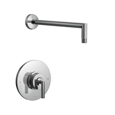 Aqua Piazza Temperature Complete Shower System With Rough In Valve Shower Faucet Faucet Handles Faucet