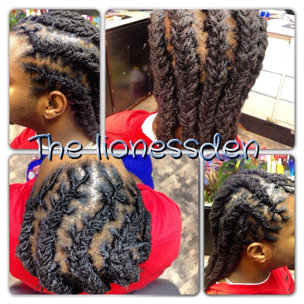 Pin On Loc Styles For Men