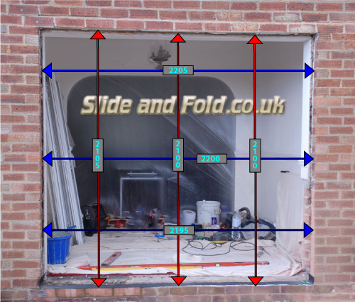 How to measure folding doors.for more information visit on:http ...