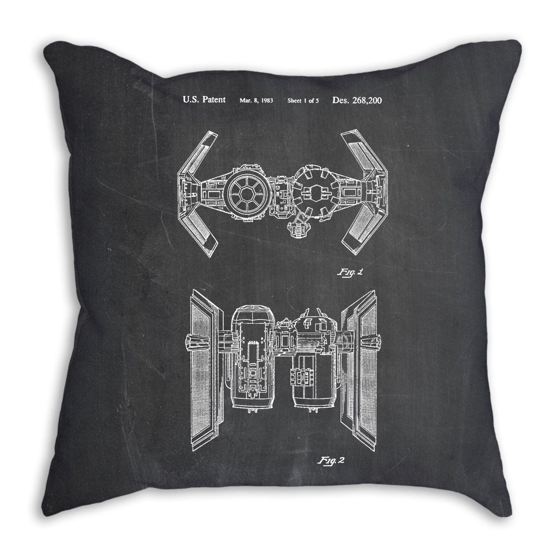 Star Wars Pillow, Star Wars Throw Pillow, Star Wars Decorative ...