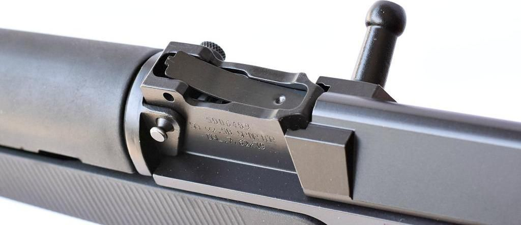 CSA Backup Rear Sight Mounted on Vz  58 Stock Adapter (4) | firearms