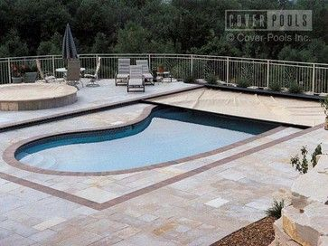 Automatic Pool Cover For Kidney Shaped Pool Jpg Automatic Pool